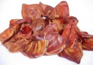 Smokehouse Natural 100ct Pig Ears (USA)