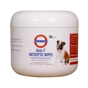 Stratford Pharmaceuticals Keto-C Antiseptic Wipes