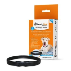ThunderEase Dog Calming Pheromone Collar Large
