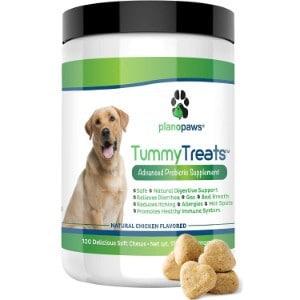 Tummy Treats Probiotics for Dogs