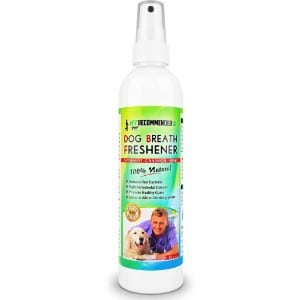 Vet Recommended Dog Breath Freshener