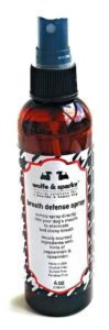 Wolf & Sparky New!! Organic Breath Spray