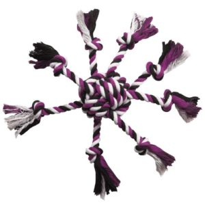 Zanies Crazy Eight Rope Pet Toy
