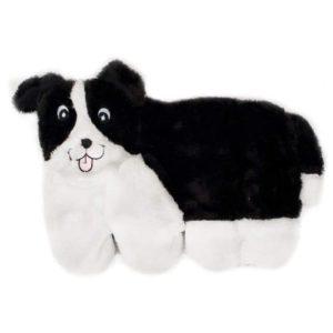 ZippyPaws Squeakie Pup Border Collie