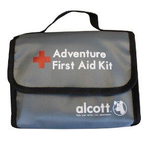 Alcott Explorer 46-Piece First Aid Kit for Pets and People