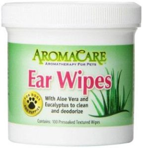 PPP Pet Aroma Care Ear Wipes