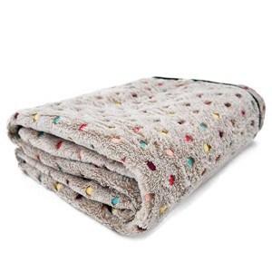 PAWZ Road Fleece Fabric Pet Dog Blanket