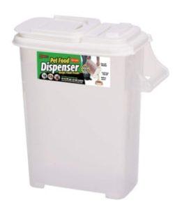Buddeez Pet Food Container