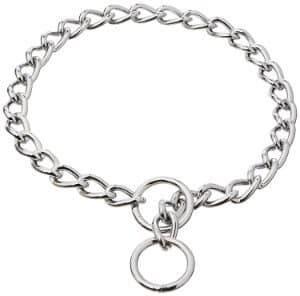 Coastal Pet Products Titan X-Heavy Chain Dog Training Choke/Collar
