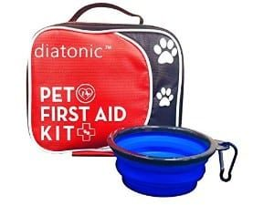 Diatonic Designs Pet First Aid Kit
