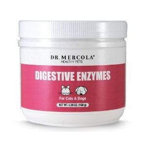 Dr. Mercola Digestive Enzymes For Pets