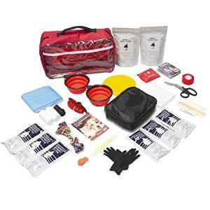 Emergency Zone Dog Survival Kit