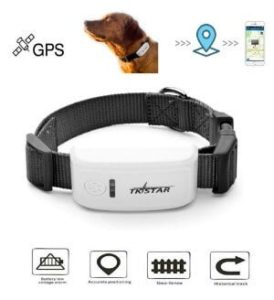 Hangang Pet GPS Tracker for Dog