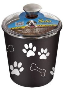 loving pets treat container