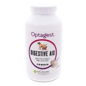 In Clover Optagest Organic Prebiotic Natural Enzyme Powder