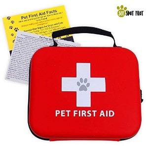 See Spot Trot Pet First Aid Kit