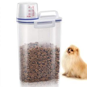 tbmax pet food container