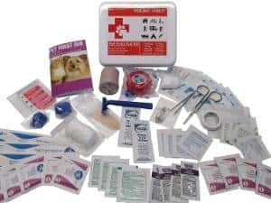 Vigilant Trails Pet First Aid Kit