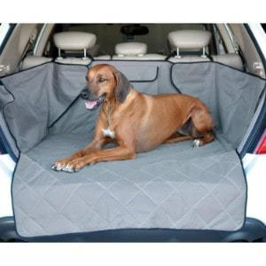 K&H Pet Products Quilted Cargo Cover-min