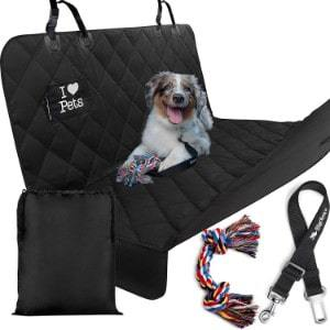 Starling's Luxury Dog Car Seat Cover