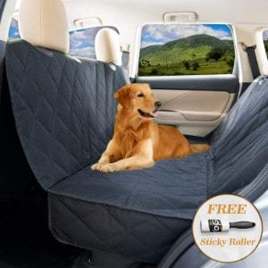 YoGi Prime Dog Car Seat Cover