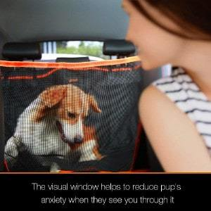 iBuddy Dog Car Seat Cover