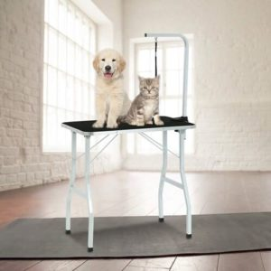 BestPet 32 Heavy Duty Adjustable Pet Dog Grooming Table