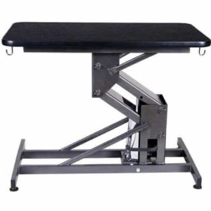 Comfort Groom Z-Lift Hydraulic Grooming Table
