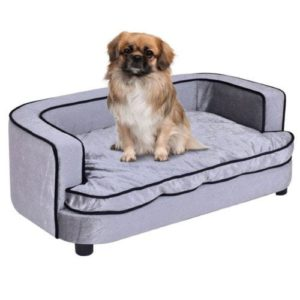 Giantex Pet Sofa Orthopedic Lounge Sofa