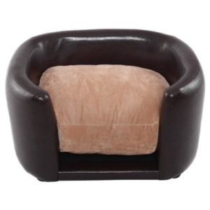 Giantex Pet Sofa PVC Lounge Sofa Bed