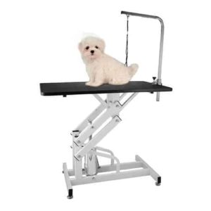 Happybuy Hydraulic Dog Grooming Table