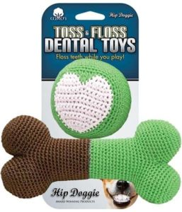 Hip Doggie Dental Dog Toy