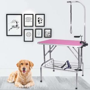 LEIBOU Dog Grooming Table