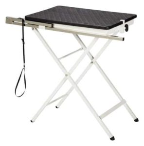 Master Equipment Steel Versa Competition Pet Grooming Table