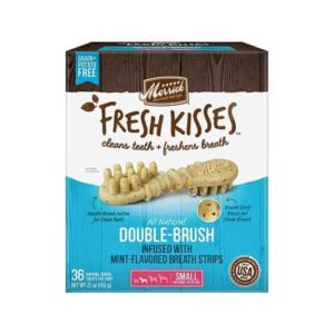 Merrick Fresh Kisses Mint Flavor