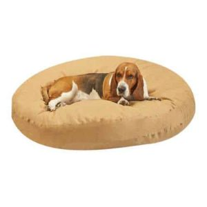 PawTex Premium Round Dog Bed