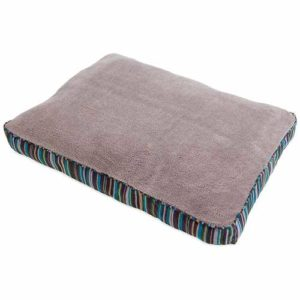 Petmate Microban Deluxe Gusseted Pillow Bed