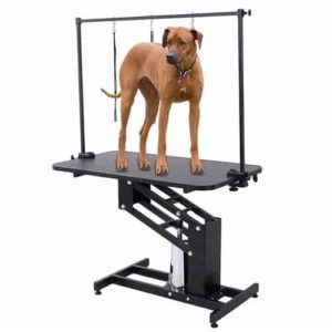 SUNCOO Hydraulic Dog Grooming Table
