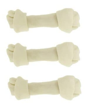 Dog Treat Outlet Rawhide Bones