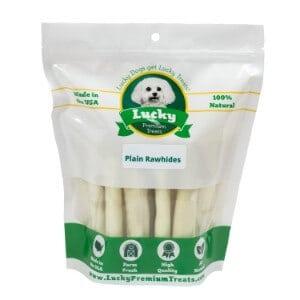 Lucky Premium Treats Rawhide Chews