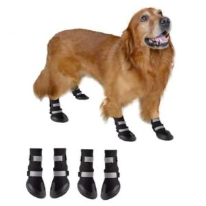 BESAZW Dog Boots Paw Protectors