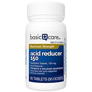 Basic Care Ranitidine Tablets 150mg