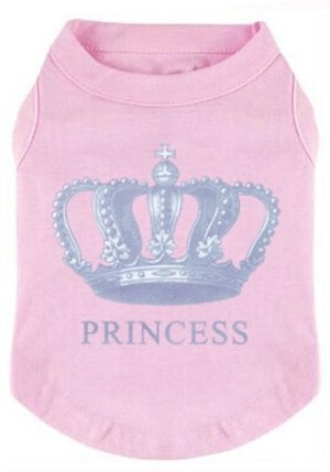 EXPAWLORER Princess Dog Shirt