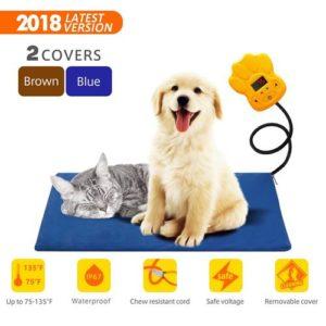 Emopeak Large Pet Heating Pad