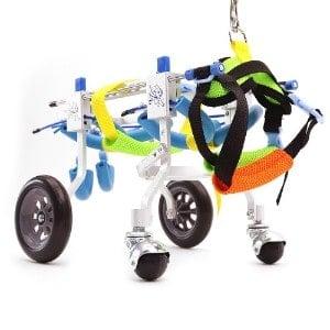 ExGizmo Adjustable Dog Wheelchair