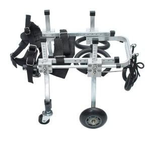 FidgetFidget 4 Wheel Dog Wheelchair