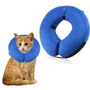 GeiGei Protective Inflatable Collar for Dogs