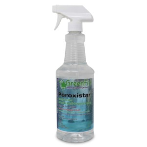 GreenFist PeroxiStar Multi Surface Disinfectant