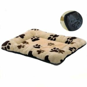 HUALAN Pet Crate Mattress Dog/Cat Cage Mat Cushion Washable Kennel Pads