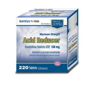 HealthCareAisle Maximum Strength 150 mg Ranitidine